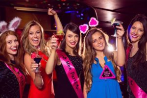 Party Bus Bachelorette Parties